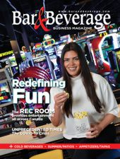 Bar and Beverage COVER SPRING 2020 170w