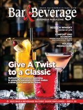 Bar and Beverage COVER WINTER 2020 170x225